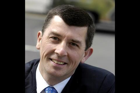 Cotterell calling: BT global real estate head spends 'two to three days a week in a BT office